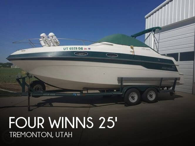 Used Four Winns 25 Boats For Sale by owner | 1996 Four Winns 25