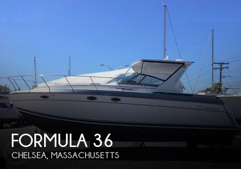 1990 Formula boat for sale, model of the boat is 36 & Image # 1 of 40