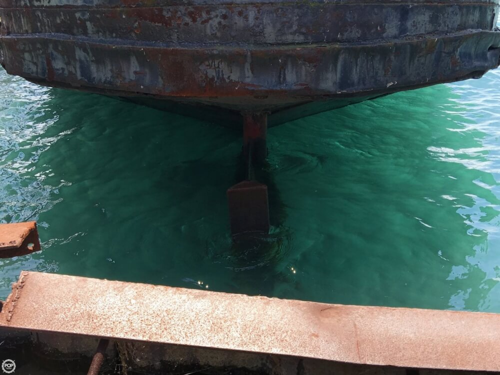 1913 Steel boat for sale, model of the boat is Riveted Steel Tug & Image # 23 of 40