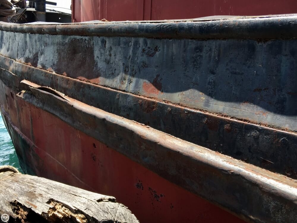 1913 Steel boat for sale, model of the boat is Riveted Steel Tug & Image # 28 of 40