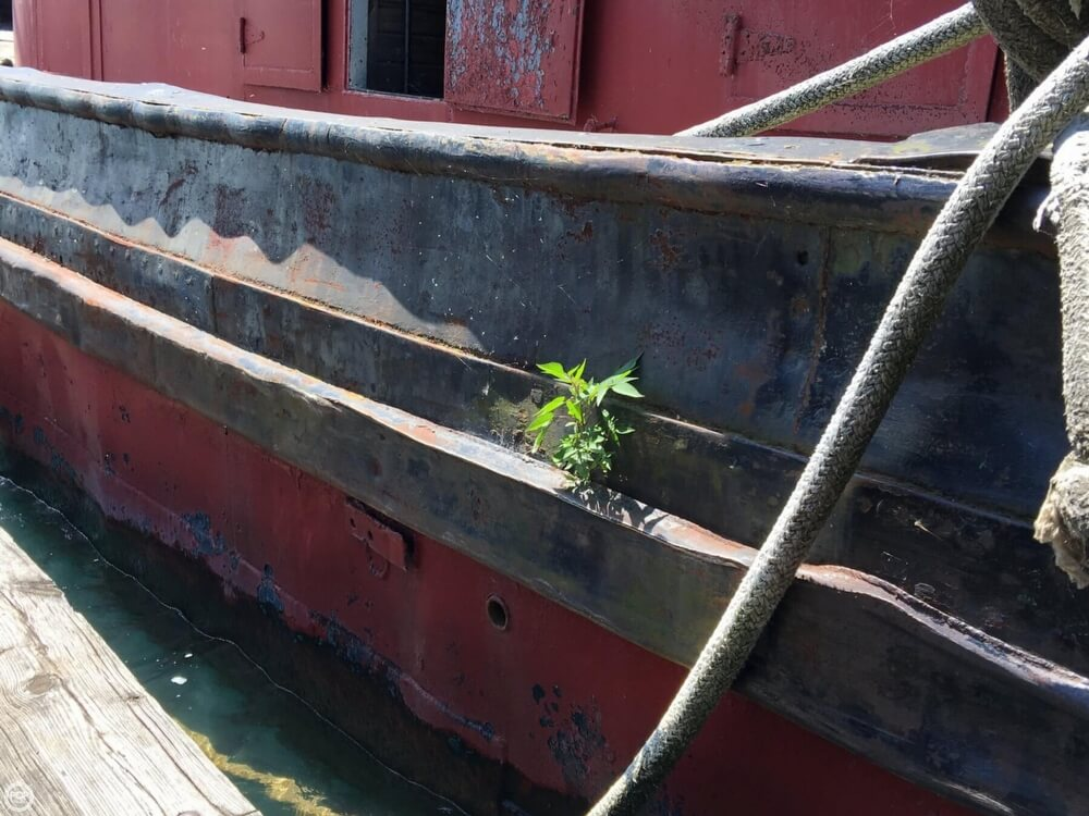 1913 Steel boat for sale, model of the boat is Riveted Steel Tug & Image # 29 of 40