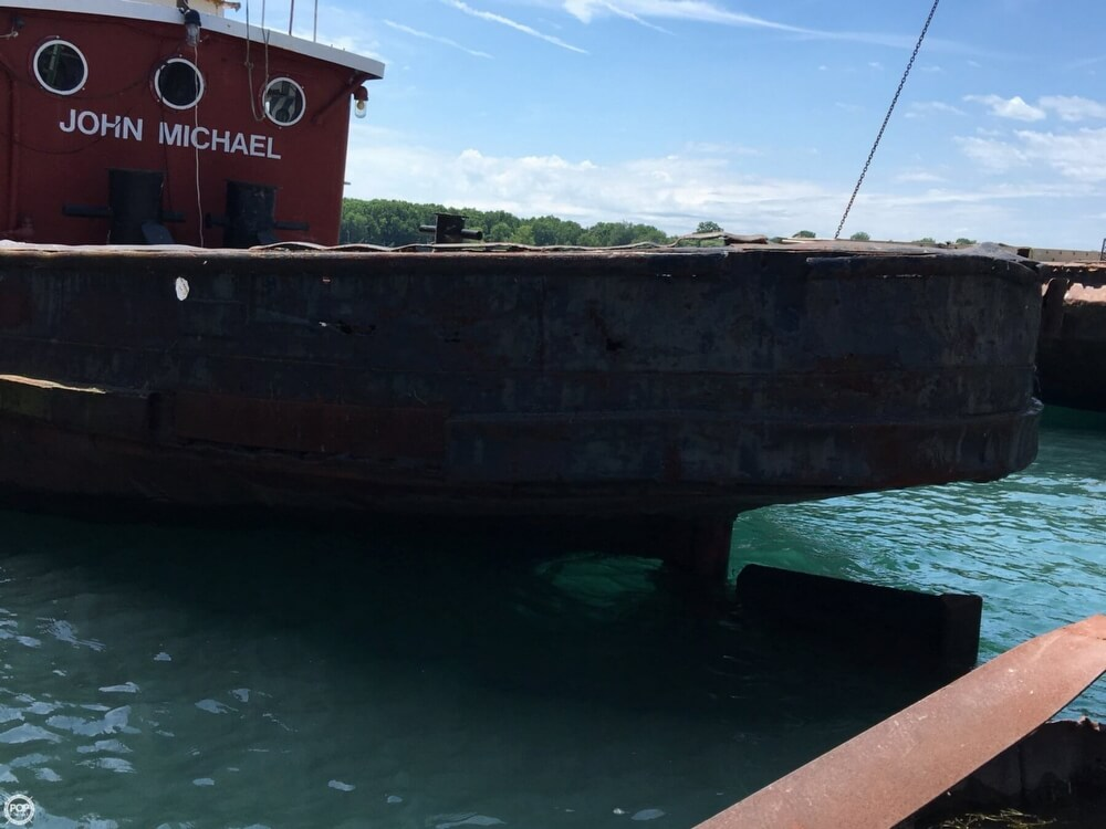 1913 Steel boat for sale, model of the boat is Riveted Steel Tug & Image # 32 of 40