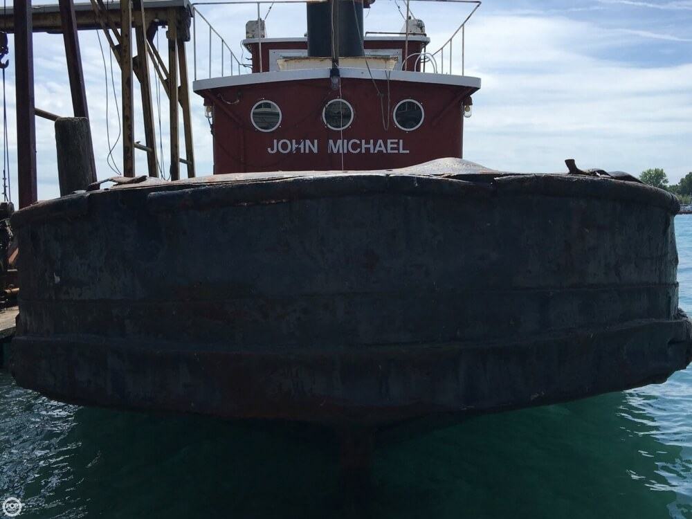 1913 Steel boat for sale, model of the boat is Riveted Steel Tug & Image # 33 of 40