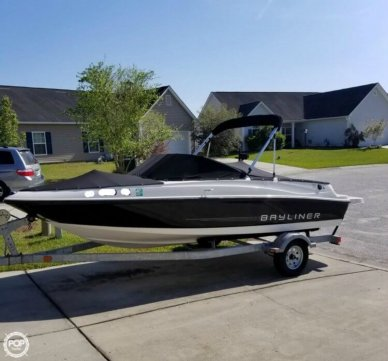 Bayliner 175 BR, 17', for sale - $14,500