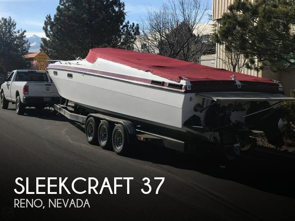 Used Boats For Sale in Reno, Nevada by owner | 1985 Sleekcraft 37