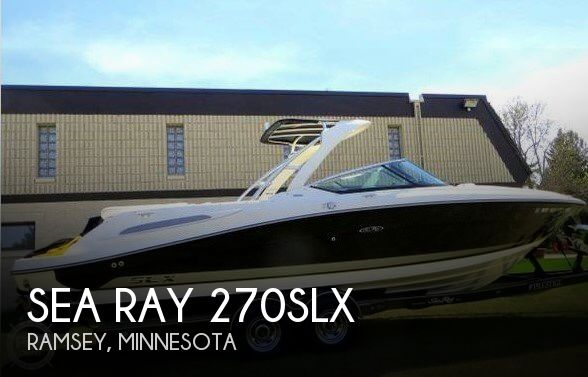 Used Boats For Sale in Minneapolis, Minnesota by owner | 2008 Sea Ray 29