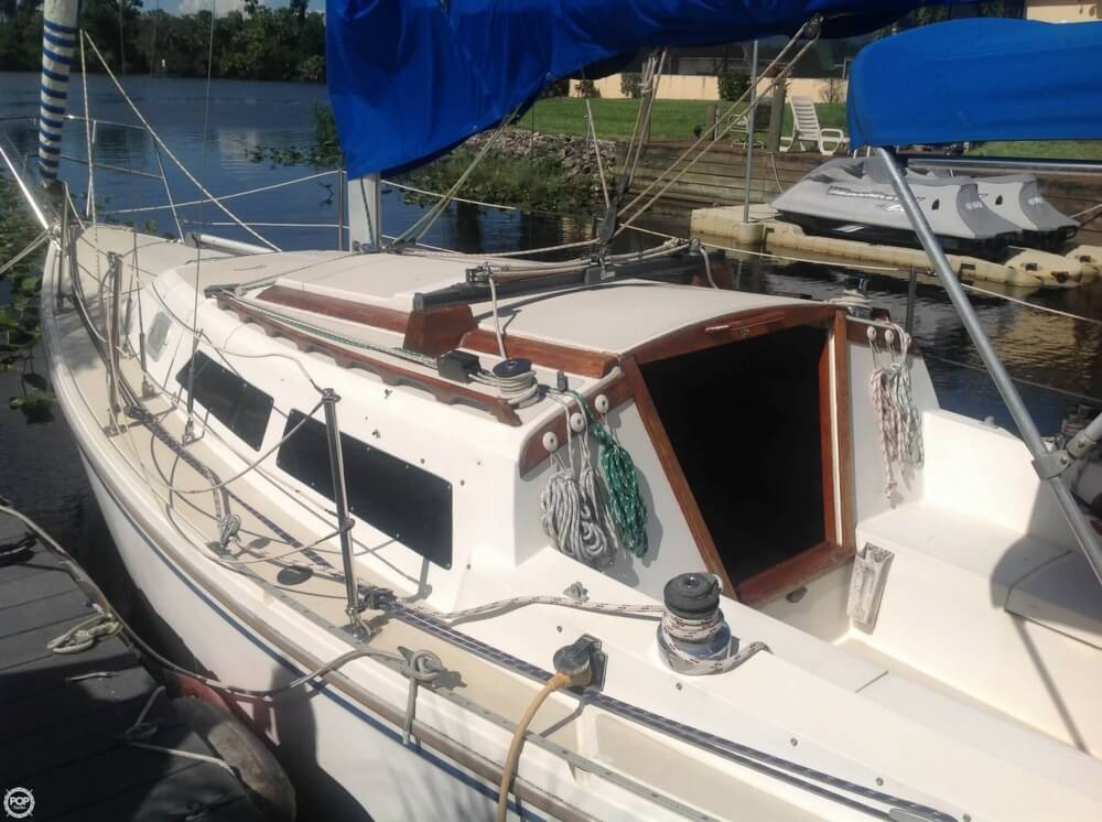 1988 Catalina 27 For Sale