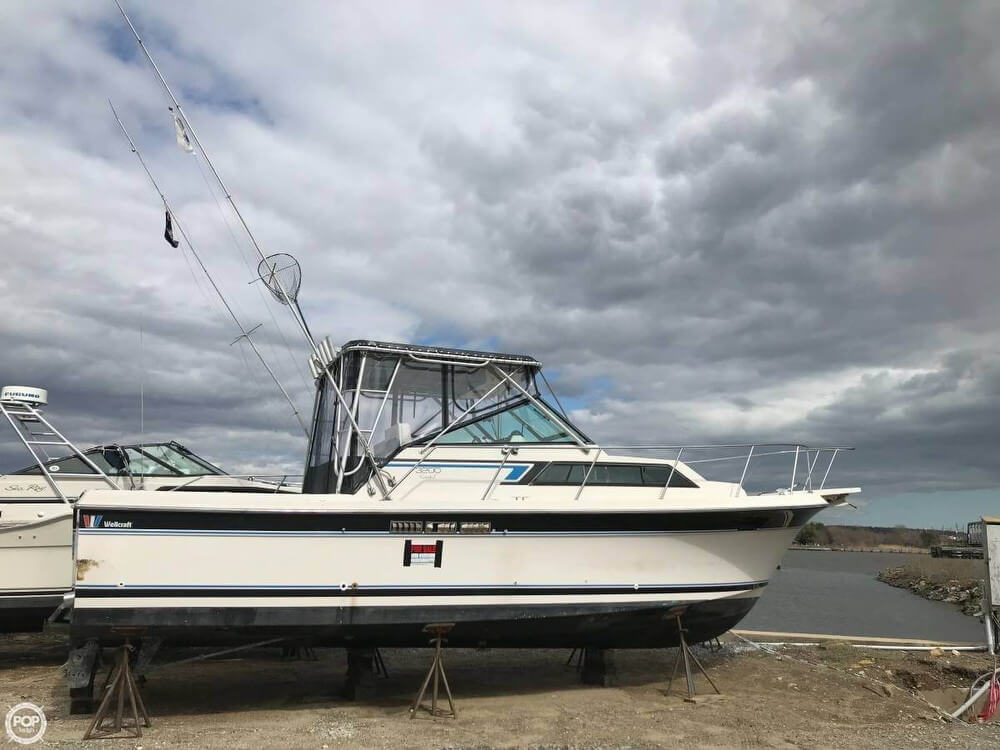 1987 Wellcraft boat for sale, model of the boat is 3200 Coastal & Image # 5 of 40