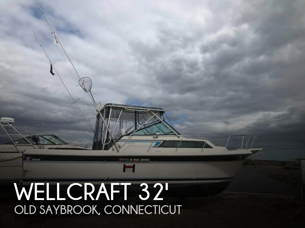 Used Wellcraft 32 Boats For Sale by owner | 1987 Wellcraft 32