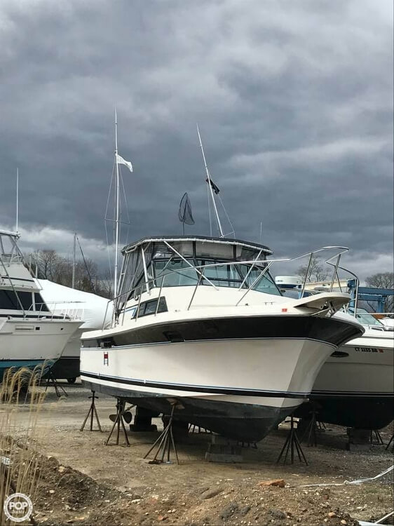 1987 Wellcraft boat for sale, model of the boat is 3200 Coastal & Image # 6 of 40