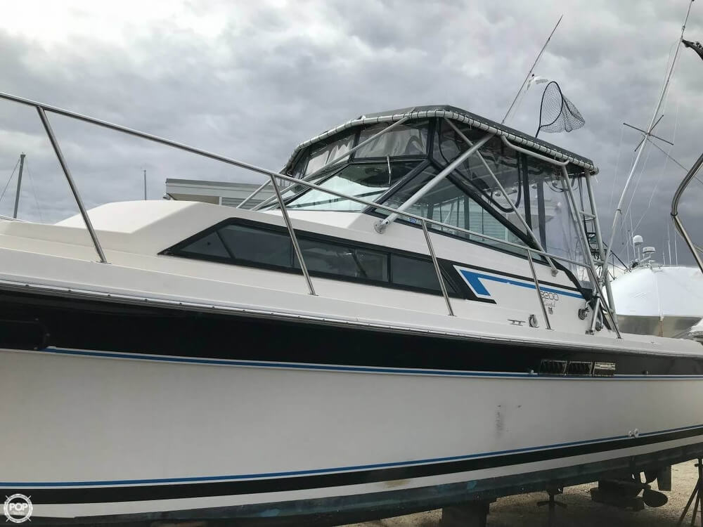 1987 Wellcraft boat for sale, model of the boat is 3200 Coastal & Image # 7 of 40