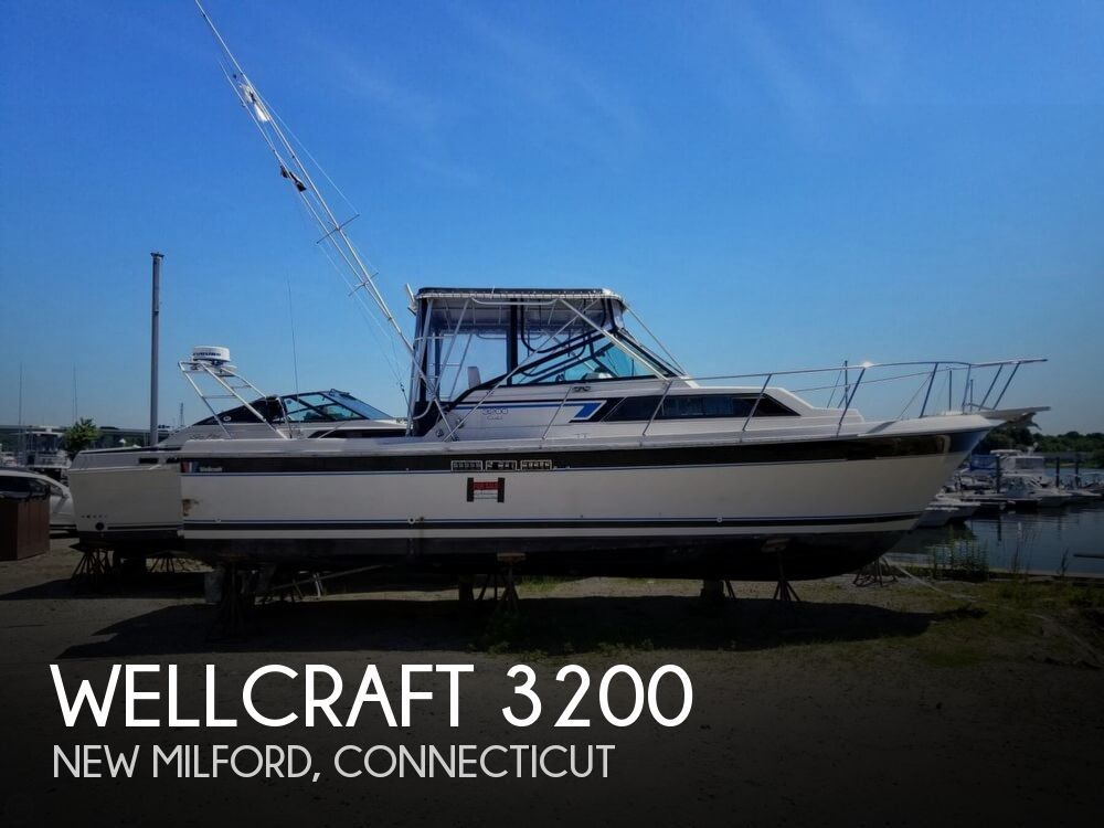 1987 Wellcraft boat for sale, model of the boat is 3200 Coastal & Image # 1 of 40