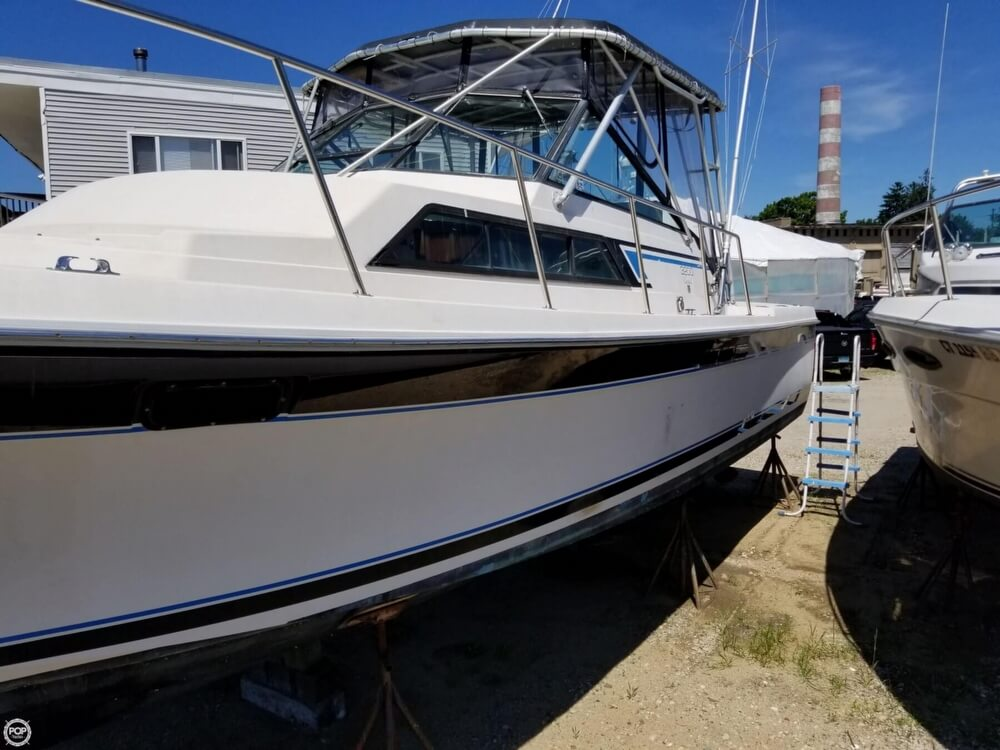 1987 Wellcraft boat for sale, model of the boat is 3200 Coastal & Image # 27 of 40