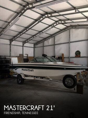 Used Boats For Sale in Memphis, Tennessee by owner | 1999 Mastercraft 20