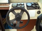 Steering Wheel And Console