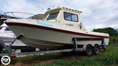 Olympic Fisherman, 25', for sale - $27,800