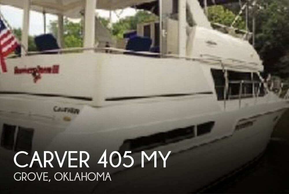 Used Carver 42 Boats For Sale by owner | 1997 Carver 42