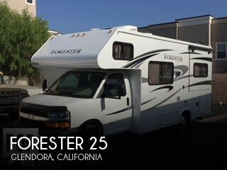 2015 Forest River Forester 25