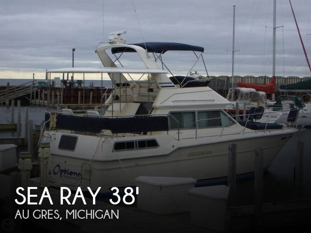 Used Sea Ray Boats For Sale in Michigan by owner | 1986 Sea Ray 36