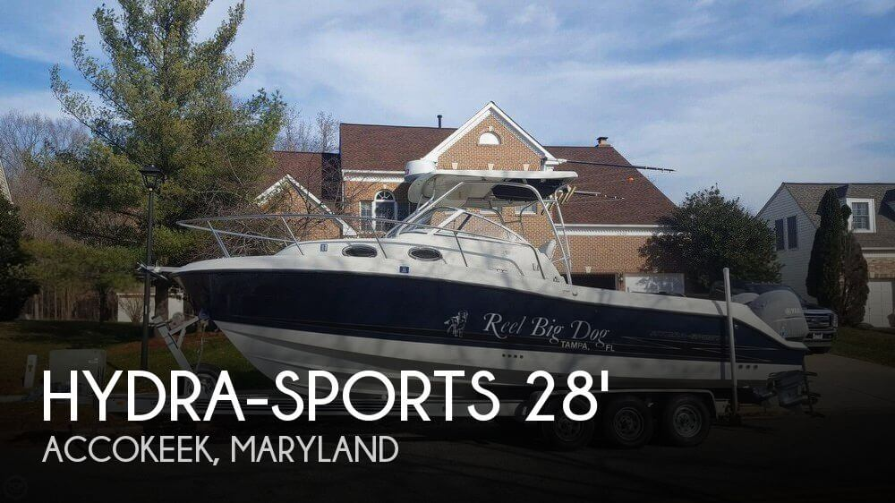 Used Hydra-Sports Boats For Sale by owner | 2005 Hydra-Sports 28