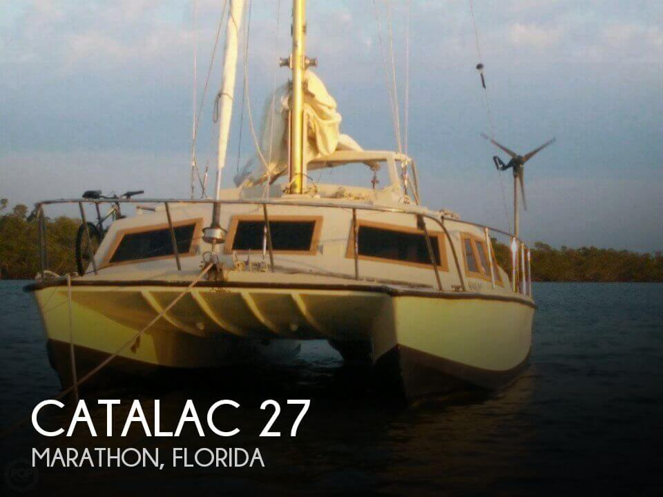 Used Catalac Boats For Sale by owner | 1980 Catalac 27
