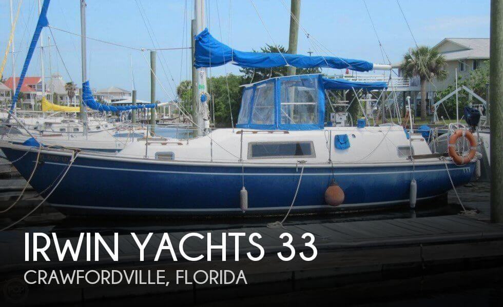 Used Irwin Boats For Sale by owner   1972 Irwin Yachts 33