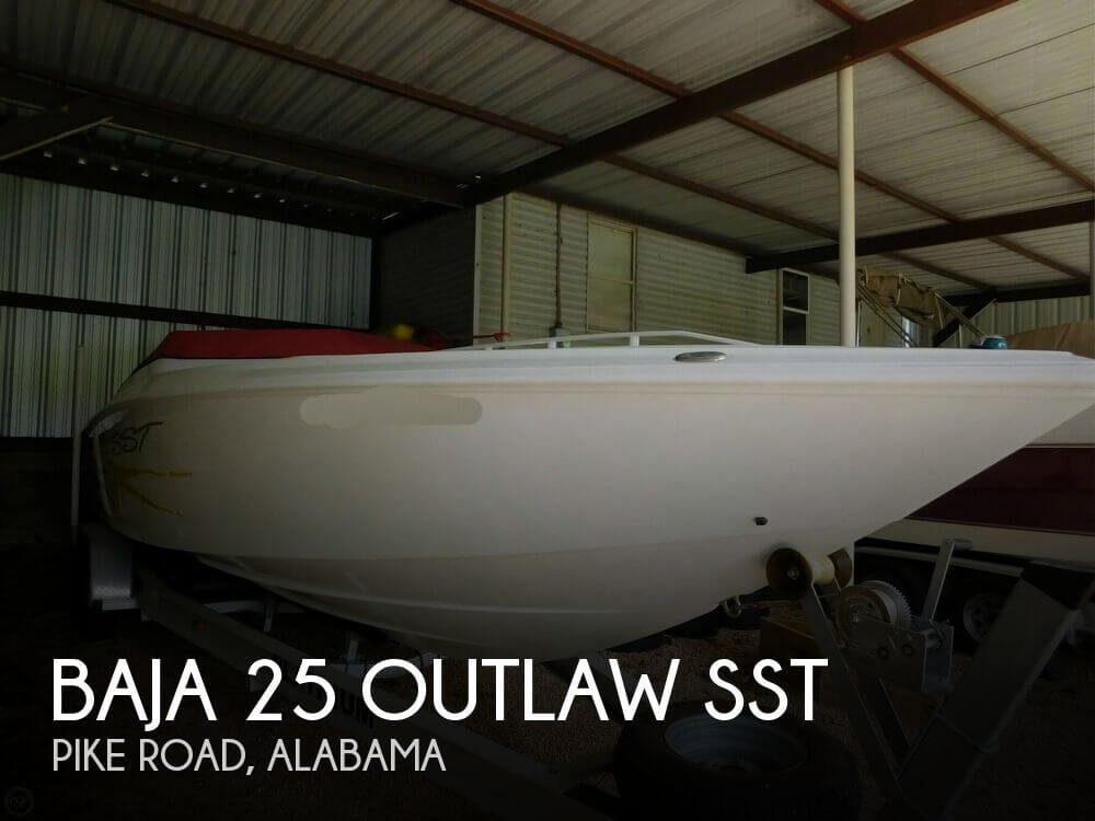 Used Boats For Sale in Columbus, Georgia by owner | 2002 Baja 25