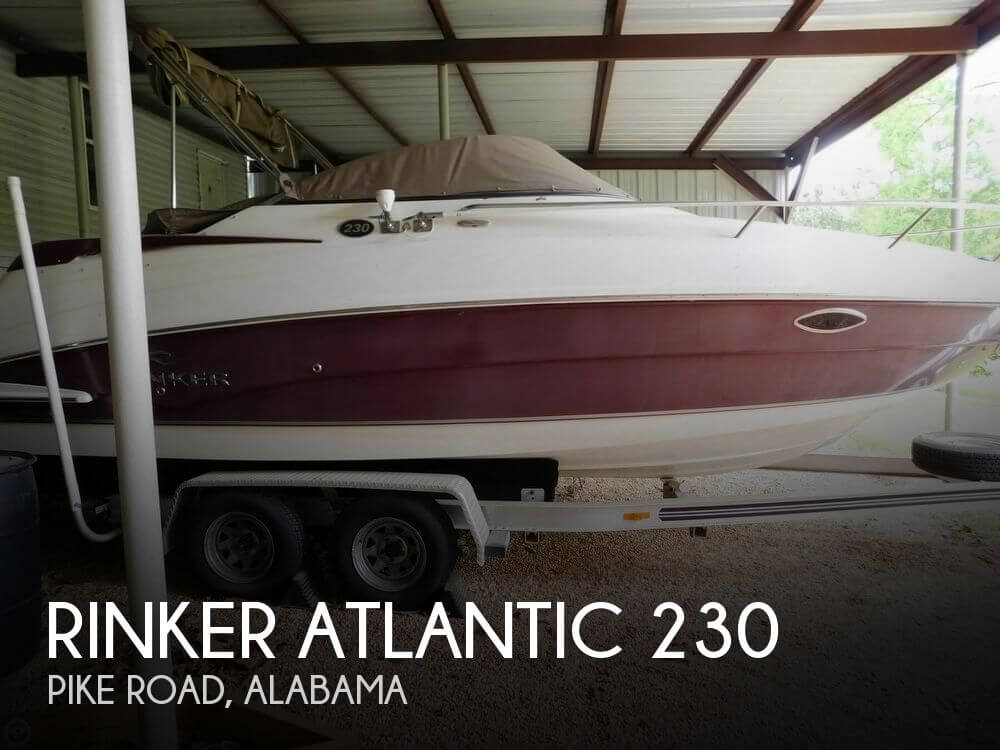 Used Rinker 23 Boats For Sale by owner | 2007 Rinker 23