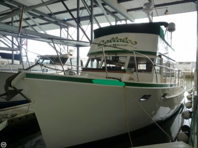 Monk 45 McQueen Trawler, 45, for sale - $83,000