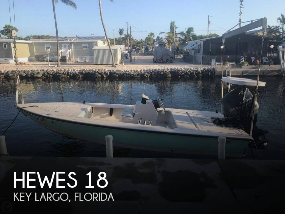 Used HEWES Boats For Sale by owner | 2001 Hewes 18