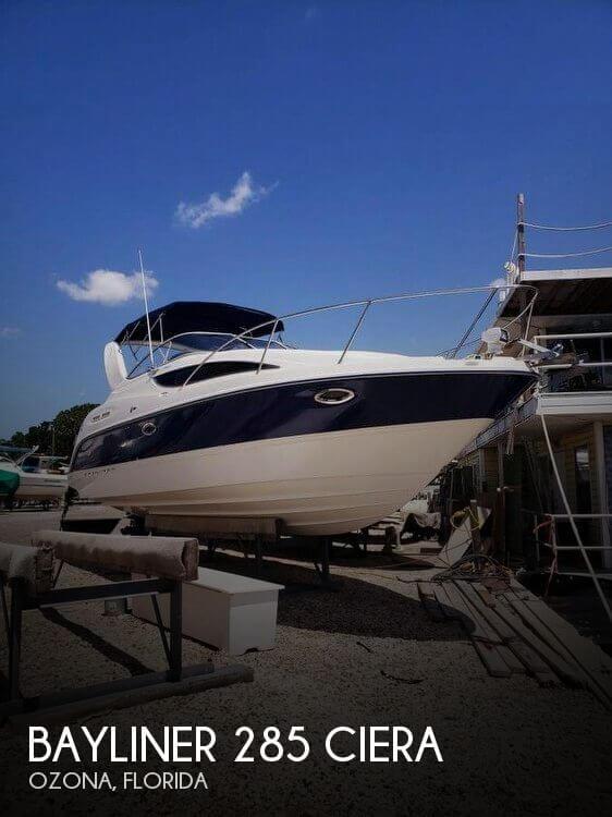 Used Bayliner Boats For Sale in Florida by owner | 2005 Bayliner 30