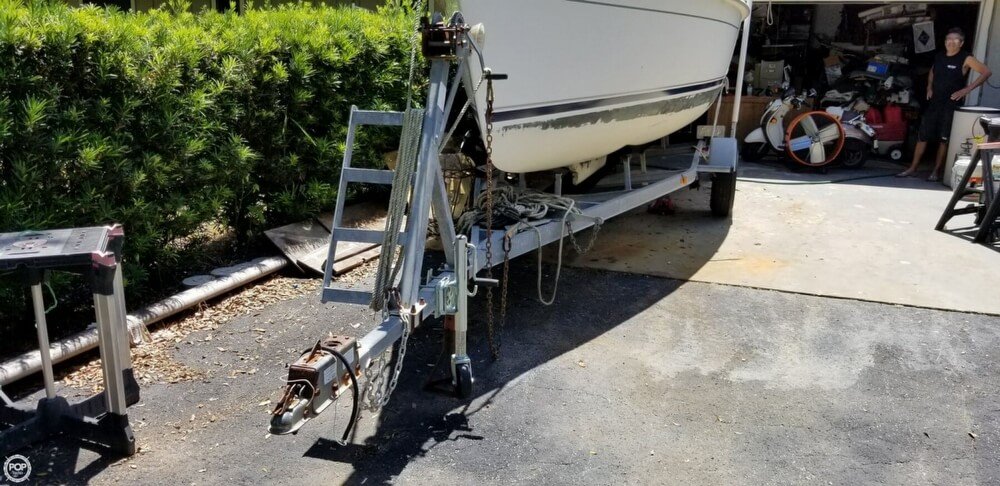 2002 Hunter boat for sale, model of the boat is 240 & Image # 7 of 40