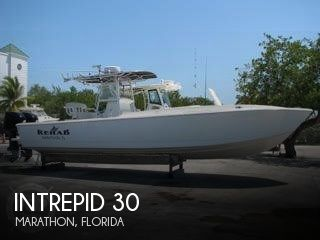 1985 Intrepid boat for sale, model of the boat is 30 & Image # 1 of 40