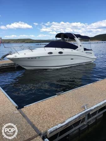 Sea Ray 260 Sundancer, 28', for sale - $51,200