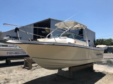 Trophy Pro 2002 WA, 21', for sale - $17,000