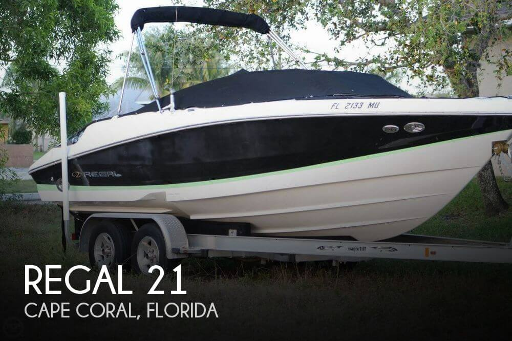 Used Regal 21 Boats For Sale by owner | 2005 Regal 21