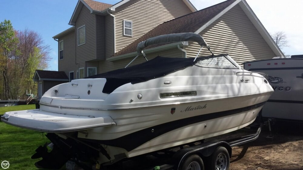 2005 Mariah boat for sale, model of the boat is SC23 & Image # 6 of 40