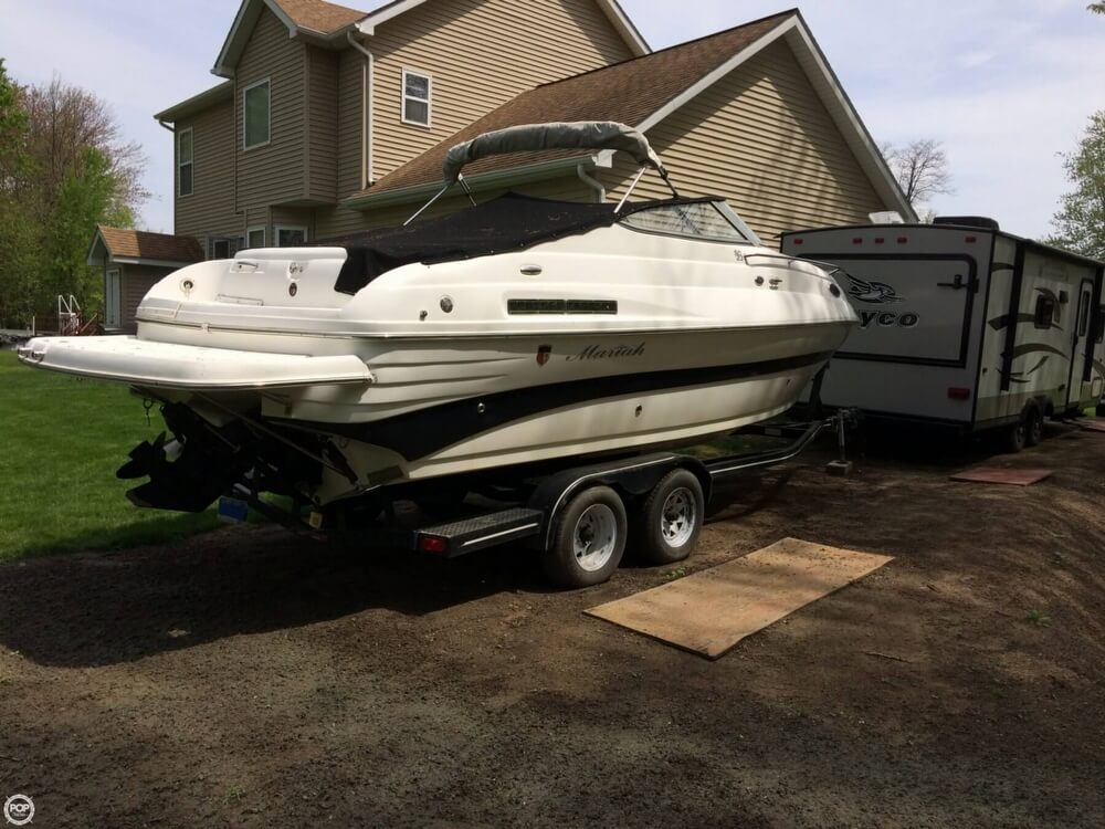 2005 Mariah boat for sale, model of the boat is SC23 & Image # 3 of 40