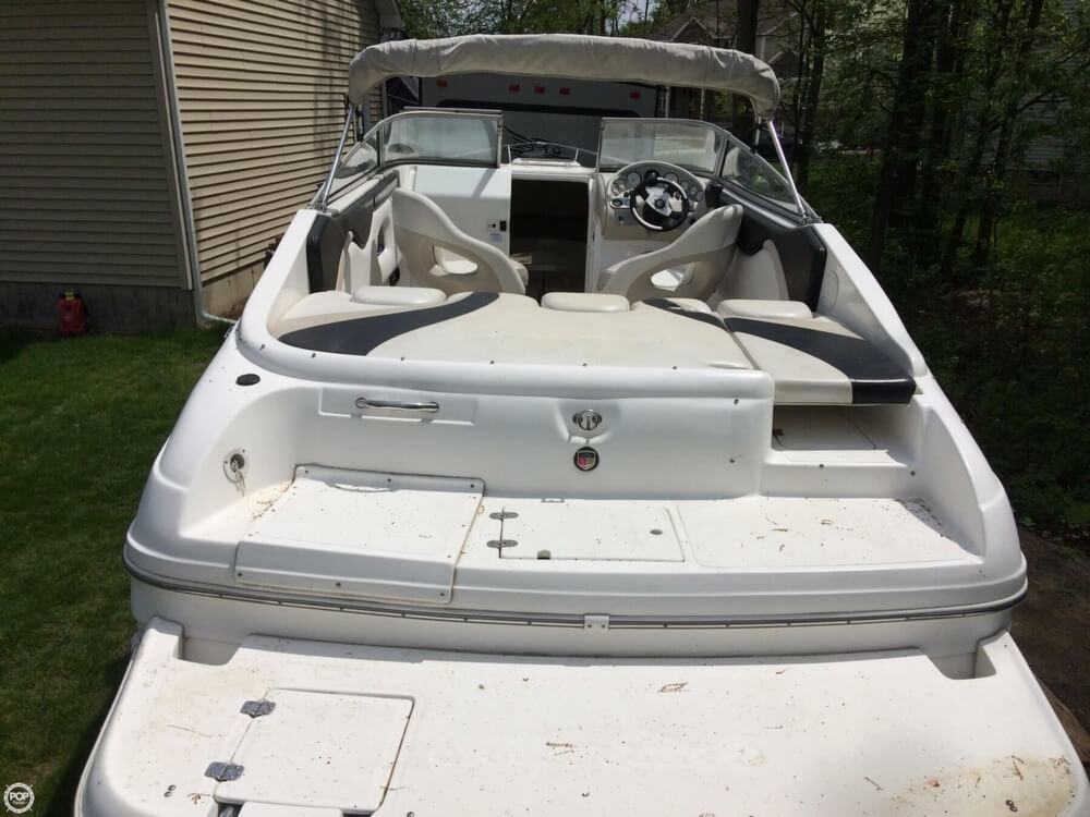 2005 Mariah boat for sale, model of the boat is SC23 & Image # 5 of 40
