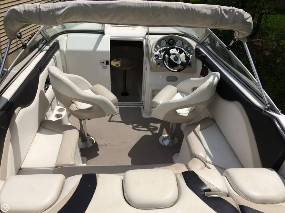 2005 Mariah boat for sale, model of the boat is SC23 & Image # 16 of 40