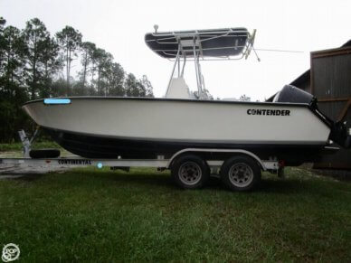 Contender 21, 21', for sale - $30,000