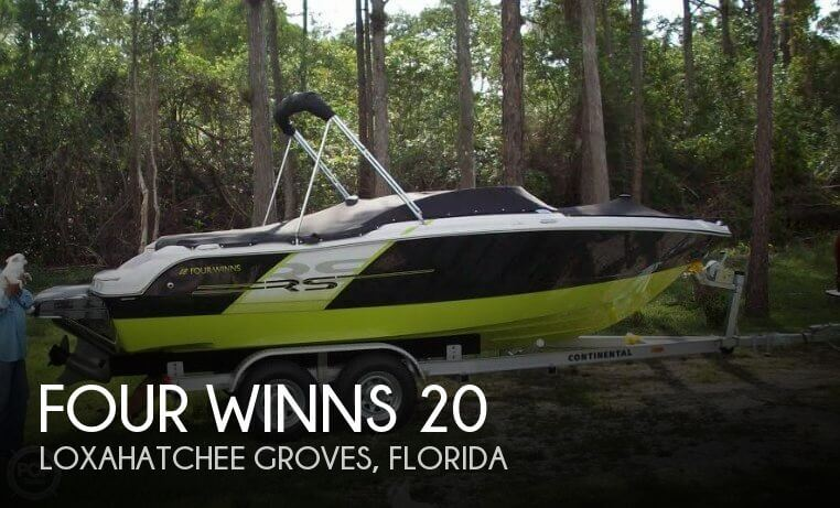 Used Four Winns 20 Boats For Sale by owner | 2014 Four Winns 20