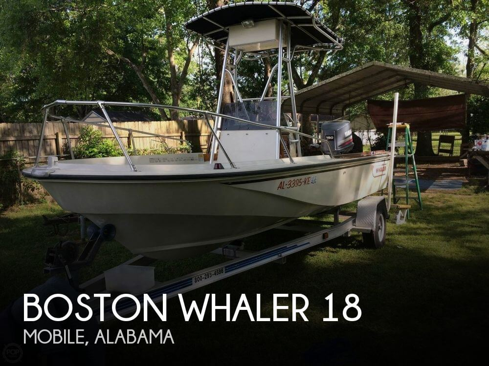 Used Boston Whaler 18 Boats For Sale by owner | 1986 Boston Whaler 18