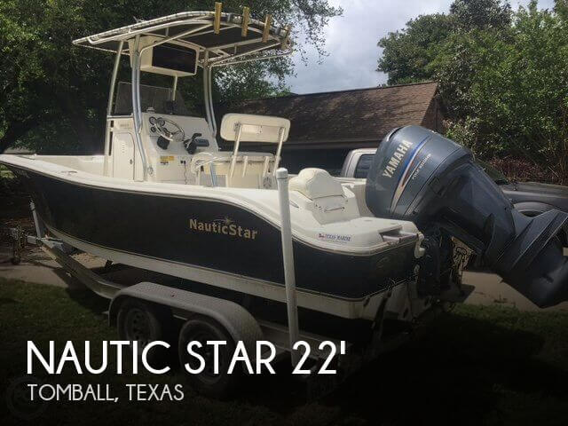 Used Nautic Star 22 Boats For Sale by owner | 2009 Nautic Star 22