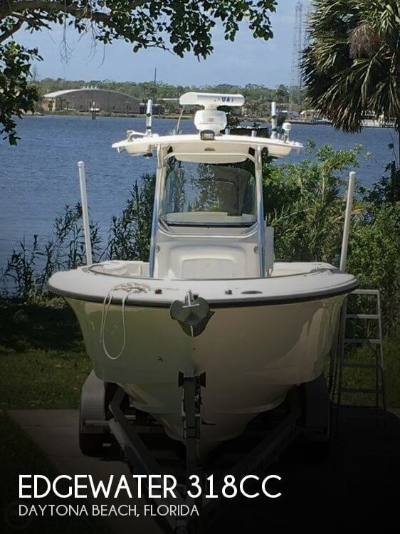 Used Boats For Sale in Deltona, Florida by owner | 2008 Edgewater 31