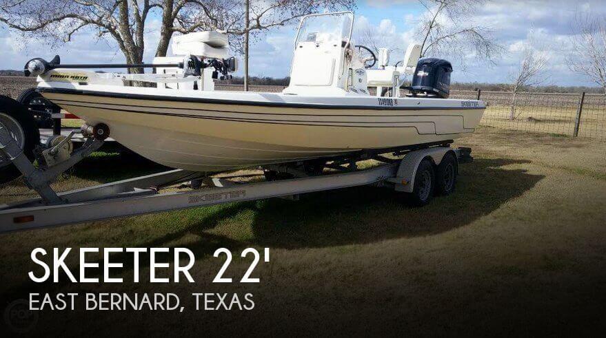 Used Skeeter Boats For Sale in Texas by owner | 2004 Skeeter 22