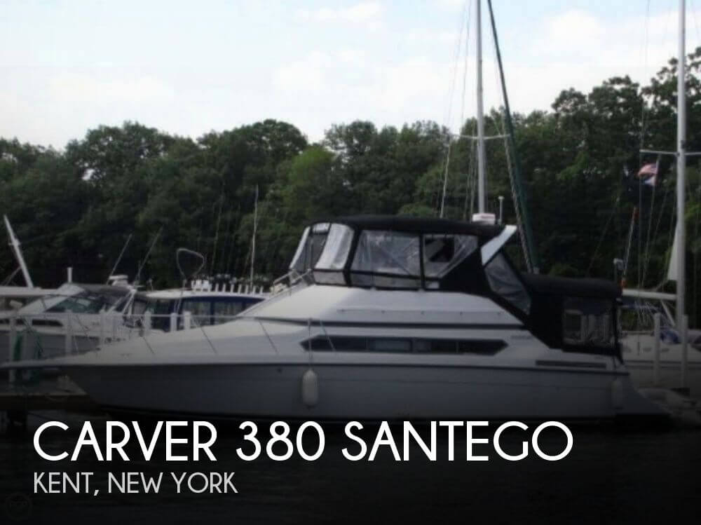 Used Boats For Sale in Buffalo, New York by owner | 1994 Carver 38