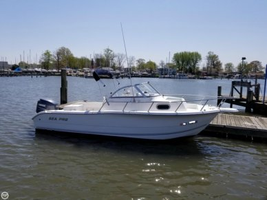 Sea Pro 220 WA, 21', for sale - $22,500