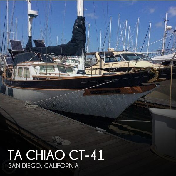 Used Ta Chiao Boats For Sale by owner | 1971 Ta Chiao CT-41