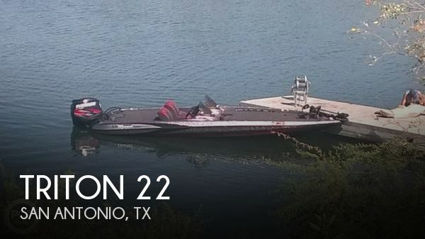 Used Boats For Sale in San Antonio, Texas by owner | 2003 Triton 22